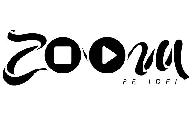 zoom pe idei logo