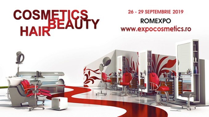 cosmetics beauty hair romexpo 2019