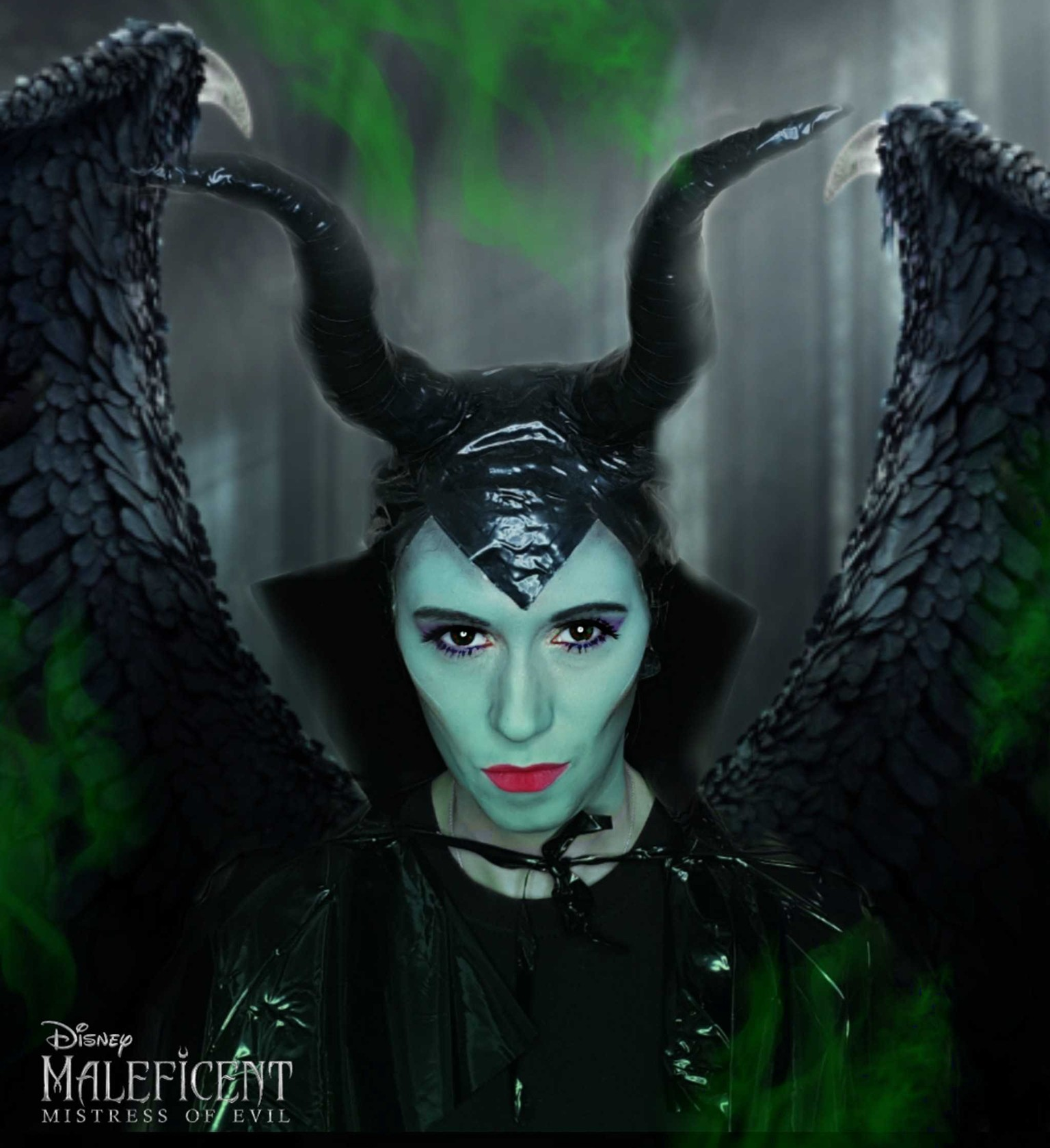 maleficent machiaj prostetic romania